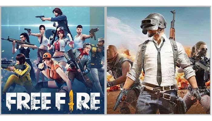 Free fire pabje